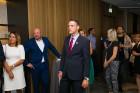 Rīgā, Dzirnavu ielā, oficiāli atvērta Latvijā pirmā un Baltijā lielākā «Marriott» tīkla viesnīcu «AC Hotel Riga» 51