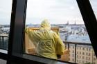 Rīgā, Dzirnavu ielā, oficiāli atvērta Latvijā pirmā un Baltijā lielākā «Marriott» tīkla viesnīcu «AC Hotel Riga» 55