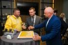 Rīgā, Dzirnavu ielā, oficiāli atvērta Latvijā pirmā un Baltijā lielākā «Marriott» tīkla viesnīcu «AC Hotel Riga» 60