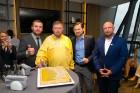 Rīgā, Dzirnavu ielā, oficiāli atvērta Latvijā pirmā un Baltijā lielākā «Marriott» tīkla viesnīcu «AC Hotel Riga» 61