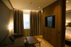 Rīgā, Dzirnavu ielā, oficiāli atvērta Latvijā pirmā un Baltijā lielākā «Marriott» tīkla viesnīcu «AC Hotel Riga» 68