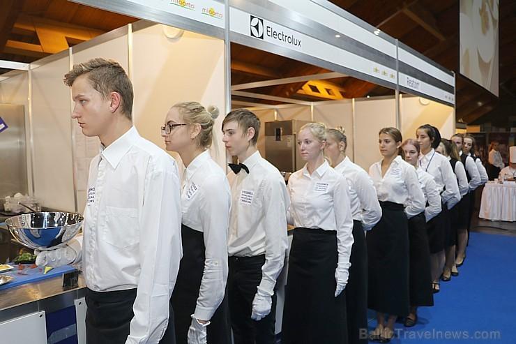 Pavāri Dinārs Zvidriņš un Juris Latišenoks cīnās par vietu prestižajā konkursā «Bocuse d Or» 264599