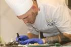 Pavāri Dinārs Zvidriņš un Juris Latišenoks cīnās par vietu prestižajā konkursā «Bocuse d Or» 6