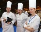 Pavāri Dinārs Zvidriņš un Juris Latišenoks cīnās par vietu prestižajā konkursā «Bocuse d Or» 33