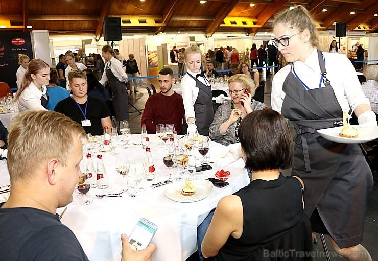 Pavāru komandas no Lietuvas, Igaunijas un Latvijas sacenšas par «Baltijas kulinārais mantojums» titulu 264642