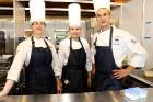 Pavāru komandas no Lietuvas, Igaunijas un Latvijas sacenšas par «Baltijas kulinārais mantojums» titulu 12