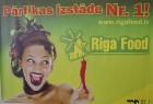 Pārtikas izstāde «Riga Food 2019» prezentē jaunas garšas un iespējas 2