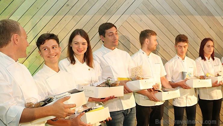 Pavāru klubs apbalvo labākos 2019.gada pavārus un pavārzeļļus 264937