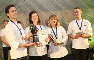 Pavāru klubs apbalvo labākos 2019.gada pavārus un pavārzeļļus 55