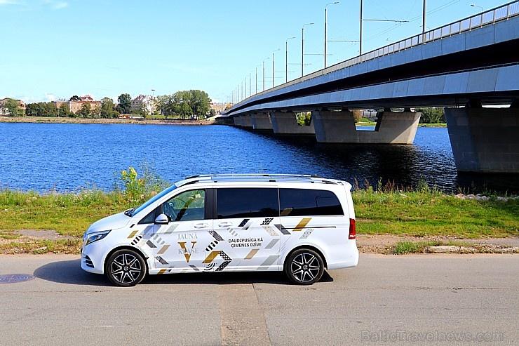 Travelnews.lv apceļo Latviju ar jauno biznesa klases mikroautobusu «Mercedes-Benz V-Klase» 265028