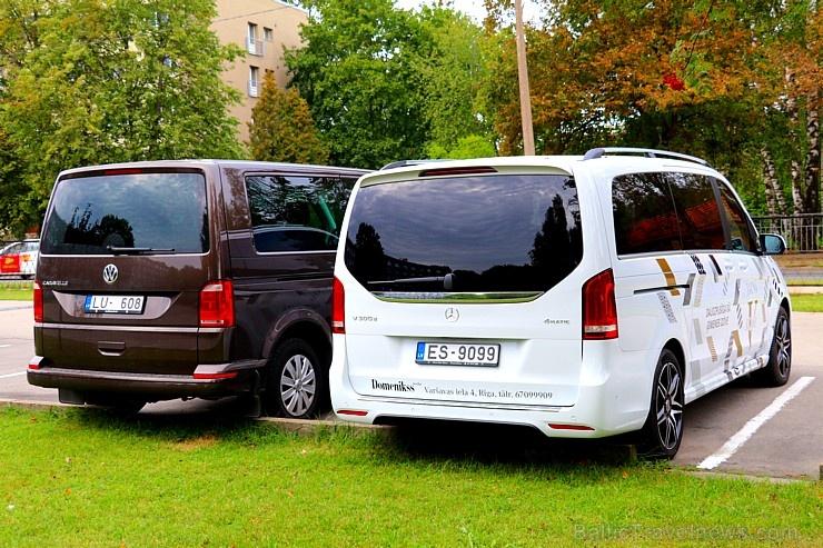 Travelnews.lv apceļo Latviju ar jauno biznesa klases mikroautobusu «Mercedes-Benz V-Klase» 265031