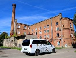 Travelnews.lv apceļo Latviju ar jauno biznesa klases mikroautobusu «Mercedes-Benz V-Klase» 8