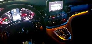 Travelnews.lv apceļo Latviju ar jauno biznesa klases mikroautobusu «Mercedes-Benz V-Klase» 29