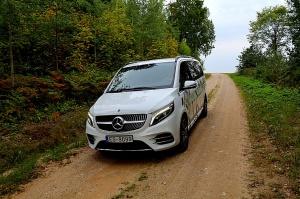 Travelnews.lv apceļo Latviju ar jauno biznesa klases mikroautobusu «Mercedes-Benz V-Klase» 51