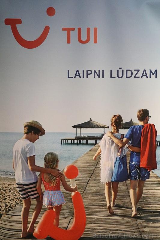 Tūroperators «TUI» viesnīcā «Pullman Riga Old Town» prezentē Turcijas «Güral Premier Hotels & Resorts» naktsmītnes
