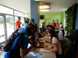 Sacensībās Salaspilī pulcējās 62 komandas, kuras 4 stundu laikā iepazina novadu, atrodot kartē atzīmētos objektus 15