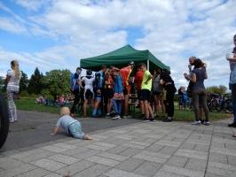 Sacensībās Salaspilī pulcējās 62 komandas, kuras 4 stundu laikā iepazina novadu, atrodot kartē atzīmētos objektus 27