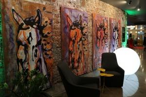 Vecrīgas 5 zvaigžņu viesnīca «Pullman Riga Old Town» 13.09.2019 svin 3.gadu jubileju ar zirga tematiku 81