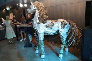 Vecrīgas 5 zvaigžņu viesnīca «Pullman Riga Old Town» 13.09.2019 svin 3.gadu jubileju ar zirga tematiku 83