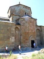 Travelnews.lv apmeklē 7.gadsimta Ateni Sioni baznīcu Gori pilsētas tuvumā. Atbalsta: Georgia.Travel 9