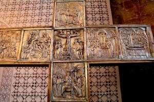 Travelnews.lv apmeklē 7.gadsimta Ateni Sioni baznīcu Gori pilsētas tuvumā. Atbalsta: Georgia.Travel 12