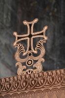 Travelnews.lv apmeklē 7.gadsimta Ateni Sioni baznīcu Gori pilsētas tuvumā. Atbalsta: Georgia.Travel 15