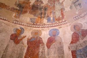 Travelnews.lv apmeklē 7.gadsimta Ateni Sioni baznīcu Gori pilsētas tuvumā. Atbalsta: Georgia.Travel 17