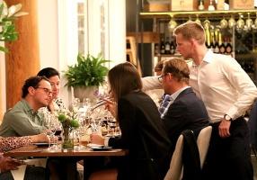 Travelnews.lv iepazīst un izbauda Rīgas restorāna «Bibliotēka No1» vakariņu ēdienkarti un viesmīlību 4