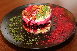 Travelnews.lv iepazīst un izbauda Rīgas restorāna «Bibliotēka No1» vakariņu ēdienkarti un viesmīlību 11