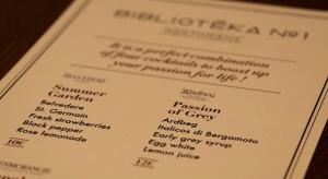 Travelnews.lv iepazīst un izbauda Rīgas restorāna «Bibliotēka No1» vakariņu ēdienkarti un viesmīlību 22