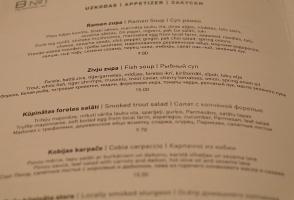 Travelnews.lv iepazīst un izbauda Rīgas restorāna «Bibliotēka No1» vakariņu ēdienkarti un viesmīlību 24