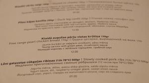 Travelnews.lv iepazīst un izbauda Rīgas restorāna «Bibliotēka No1» vakariņu ēdienkarti un viesmīlību 25