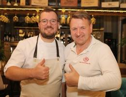 Travelnews.lv iepazīst un izbauda Rīgas restorāna «Bibliotēka No1» vakariņu ēdienkarti un viesmīlību 48