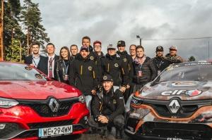 Travelnews.lv ar «Renault Mūsa Motors Rīga» atbalstu iepazīst Pasaules rallijkrosa čempionāta aizkulises Latvijā. Foto: Toms Svilāns 3
