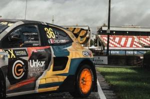 Travelnews.lv ar «Renault Mūsa Motors Rīga» atbalstu iepazīst Pasaules rallijkrosa čempionāta aizkulises Latvijā. Foto: Toms Svilāns 4