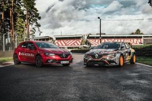 Travelnews.lv ar «Renault Mūsa Motors Rīga» atbalstu iepazīst Pasaules rallijkrosa čempionāta aizkulises Latvijā. Foto: Toms Svilāns 5
