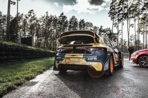 Travelnews.lv ar «Renault Mūsa Motors Rīga» atbalstu iepazīst Pasaules rallijkrosa čempionāta aizkulises Latvijā. Foto: Toms Svilāns 7