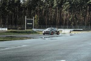 Travelnews.lv ar «Renault Mūsa Motors Rīga» atbalstu iepazīst Pasaules rallijkrosa čempionāta aizkulises Latvijā. Foto: Toms Svilāns 8