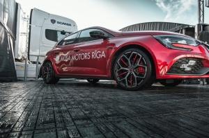 Travelnews.lv ar «Renault Mūsa Motors Rīga» atbalstu iepazīst Pasaules rallijkrosa čempionāta aizkulises Latvijā. Foto: Toms Svilāns 10