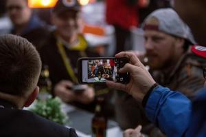 Travelnews.lv ar «Renault Mūsa Motors Rīga» atbalstu iepazīst Pasaules rallijkrosa čempionāta aizkulises Latvijā. Foto: Toms Svilāns 11