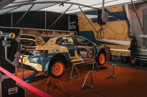 Travelnews.lv ar «Renault Mūsa Motors Rīga» atbalstu iepazīst Pasaules rallijkrosa čempionāta aizkulises Latvijā. Foto: Toms Svilāns 12
