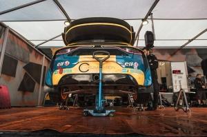 Travelnews.lv ar «Renault Mūsa Motors Rīga» atbalstu iepazīst Pasaules rallijkrosa čempionāta aizkulises Latvijā. Foto: Toms Svilāns 13