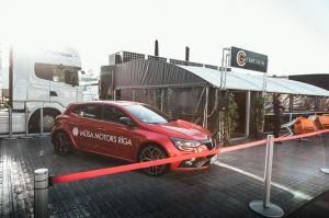 Travelnews.lv ar «Renault Mūsa Motors Rīga» atbalstu iepazīst Pasaules rallijkrosa čempionāta aizkulises Latvijā. Foto: Toms Svilāns 14