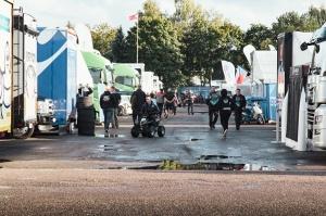 Travelnews.lv ar «Renault Mūsa Motors Rīga» atbalstu iepazīst Pasaules rallijkrosa čempionāta aizkulises Latvijā. Foto: Toms Svilāns 16