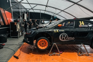 Travelnews.lv ar «Renault Mūsa Motors Rīga» atbalstu iepazīst Pasaules rallijkrosa čempionāta aizkulises Latvijā. Foto: Toms Svilāns 25