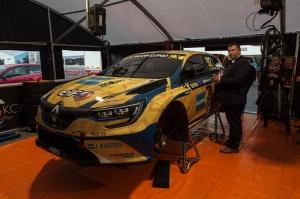 Travelnews.lv ar «Renault Mūsa Motors Rīga» atbalstu iepazīst Pasaules rallijkrosa čempionāta aizkulises Latvijā. Foto: Toms Svilāns 26