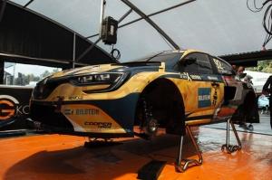 Travelnews.lv ar «Renault Mūsa Motors Rīga» atbalstu iepazīst Pasaules rallijkrosa čempionāta aizkulises Latvijā. Foto: Toms Svilāns 27