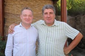 Travelnews.lv nakšņo bijušā kultūras ministra Nika Vacheishvili viesu namā, izbauda mājas vīnu un virtuvi. Atbalsta: Georgia.Travel 20