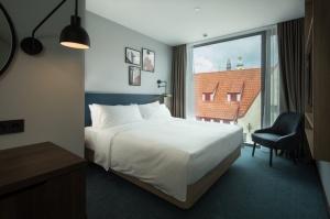 18.09.2019. Latvijā atklāj pirmo «Hilton» zīmola tīkla viesnīcu «Hilton Garden Inn Riga Old Town» 10