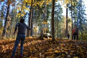 Lai arī šķiet, ka rudens tikai nupat sācies, nepamirkšķināsim ne acu, kad koki būs klāti zeltā! Izbaudi šo gleznaino laiku Alūksnes pusē! 19